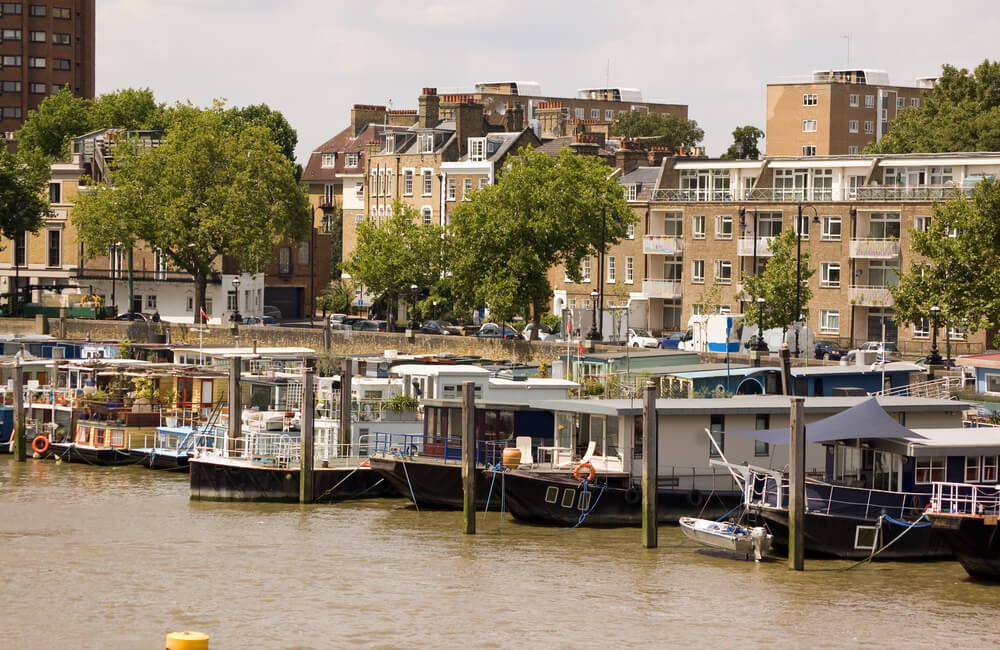 Hamlins acting for Chelsea Reach houseboat owners – trial now underway