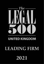 Hamlins thanks clients for Legal 500 Recognition
