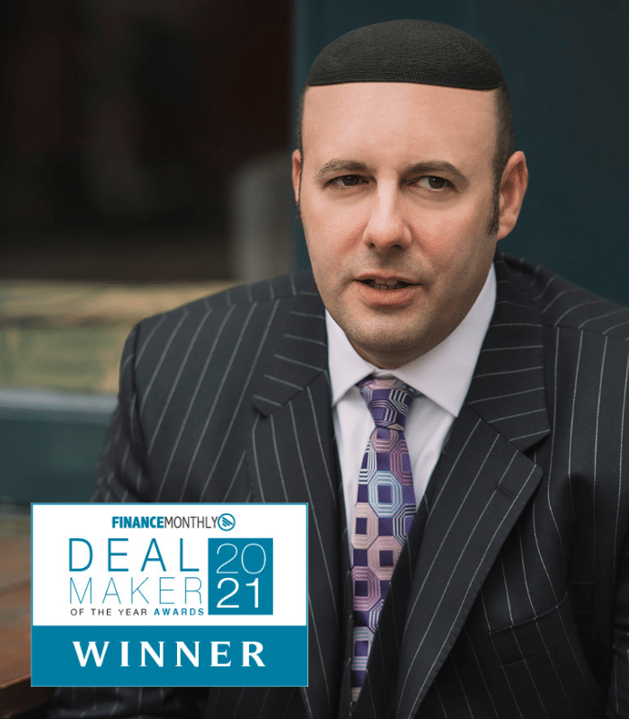 Head of Real Estate Mark Hurst wins Deal Maker of the Year 2021 Award